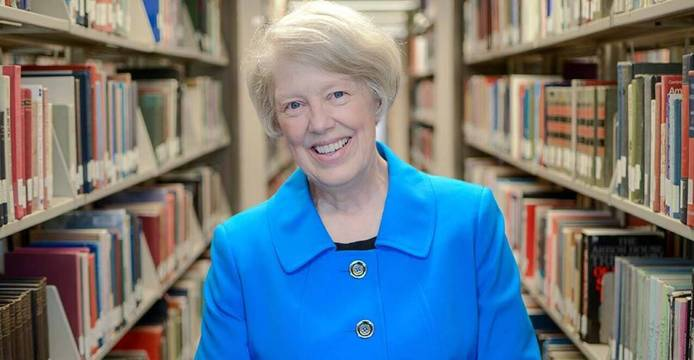 Ursuline president receives national leadership award